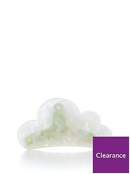 v-by-very-cloud-resin-hair-clip-mint
