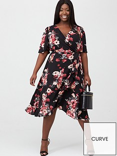 v-by-very-curve-ruffle-front-wrapnbsptea-dress-black-floral