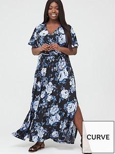 v-by-very-curve-maxi-dress-print