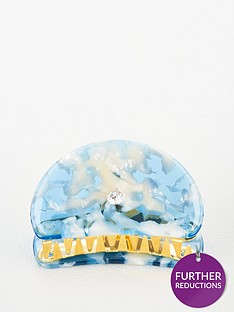 v-by-very-curved-resin-hair-clip-blue