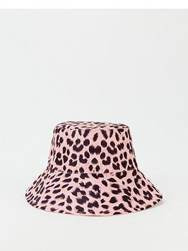 V by Very V By Very Bucket Hat - Pink Picture