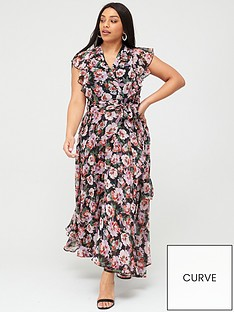 v-by-very-curve-ruffle-printed-maxi-dress-print
