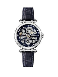 ingersoll-ingersoll-star-navy-and-silver-detail-skeleton-automatic-dial-navy-leather-strap-ladies-watch
