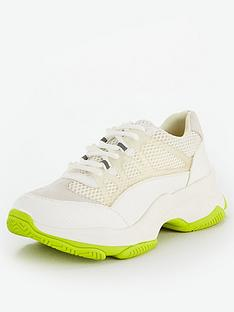 v-by-very-adah-chunky-trainer-with-neon-sole-white