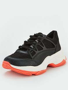 v-by-very-adah-chunky-trainer-with-neon-sole-black