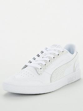 Puma Puma Ralph Sampson Lo Snake - White Picture