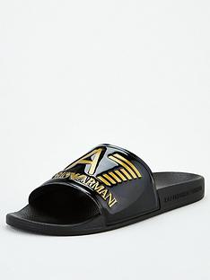 ea7-emporio-armani-sea-world-visibility-logo-slides-blackgold