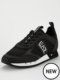 ea7-emporio-armani-logo-runner-trainers-blackwhite