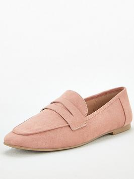v-by-very-mya-square-toe-penny-loafer-nudenbsp