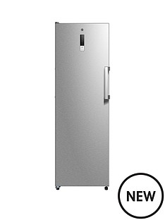 hoover-hoover-tall-freezer-with-display-stainless-steel