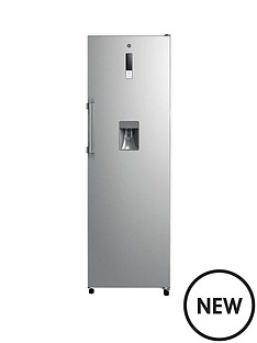 hoover-hoover-tall-fridge-with-water-dispenser-stainless-steel