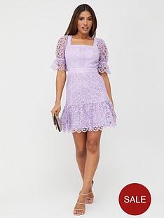v-by-very-square-neck-a-line-lace-dress-lilac