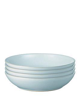 Denby Denby Intro Set Of 4 Pasta Bowls Picture