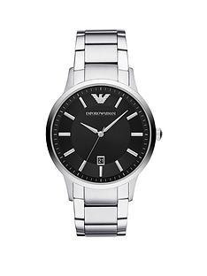 emporio-armani-emporio-armani-black-dial-stainless-steel-bracelet-mens-watch
