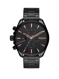diesel-diesel-black-and-silver-detail-dial-black-ip-stainless-steel-bracelet-mens-watch