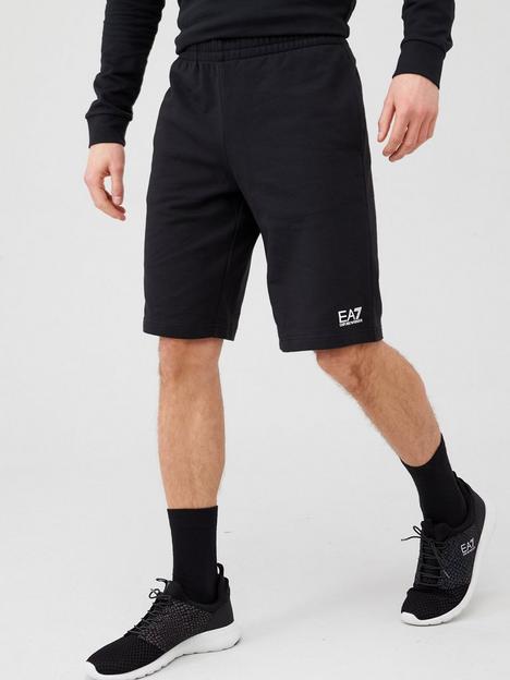 ea7-emporio-armani-core-id-logo-jersey-shorts-black