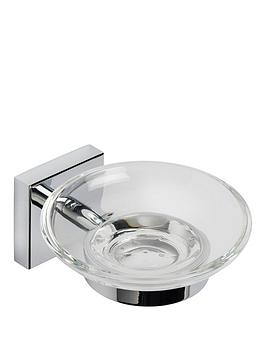 Croydex Croydex Chester Soap Dish And Holder Picture