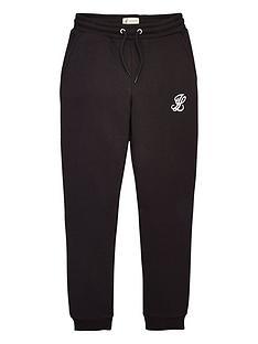 illusive-london-boys-core-logo-jog-pants-black