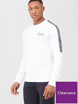 ea7-emporio-armani-tape-logo-sweatshirt-white