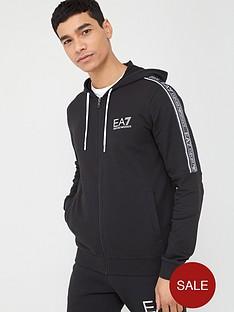 ea7-emporio-armani-tape-logo-zip-thru-hoodie-black