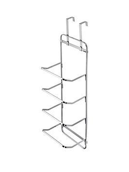 Croydex Croydex Rust Free Hook-Over Door Towel Rack Picture