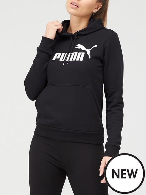 puma-essentialsnbsplogo-fleece-hoodie-black