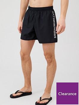 ea7-emporio-armani-silver-logo-swim-shorts-black