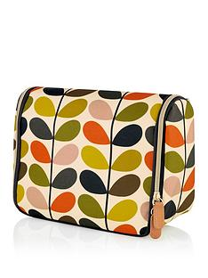orla-kiely-stem-print-hanging-washbag