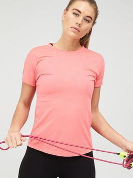 Puma Puma Cat T-Shirt - Pink Picture