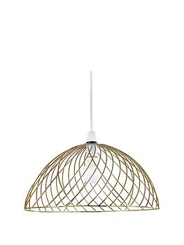 Very Metal Weaves Easy-Fit Pendant Picture