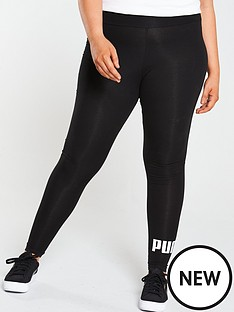 puma-essential-logo-leggings-plus-black