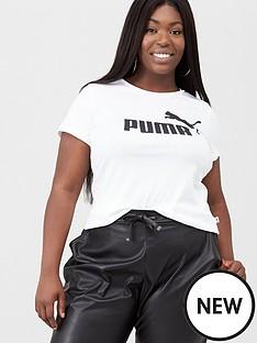 puma-ess-logo-tee-plus