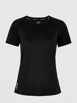 Puma Puma A.C.E Raglan T-Shirt - Black Picture