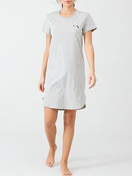 Calvin Klein   Nightshirt - Grey
