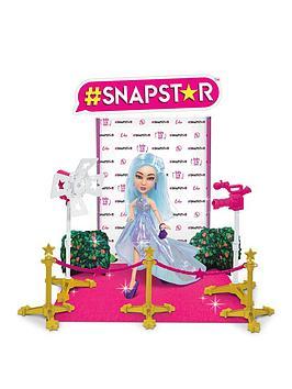 Very Snapstar 25Cm Dollechopink Carpet Playset Picture