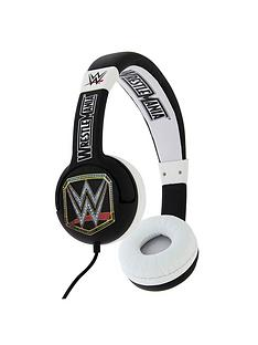 wwe-championship-belt-kids-headphones
