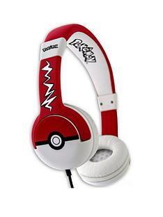 pokemon-pokeball-kids-headphones