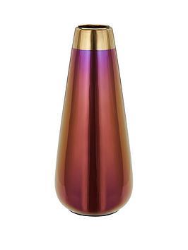 Michelle Keegan Home Michelle Keegan Home Iridescent Vase Picture