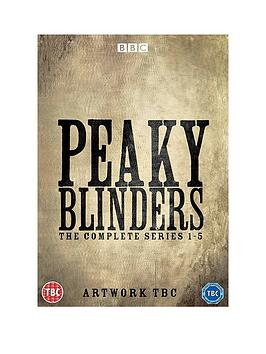 Very  Peaky Blinders Series 1 To 5 Dvd