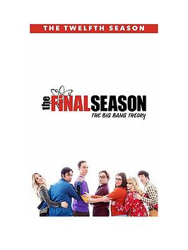 Very  Big Bang Theory Season 12 Dvd
