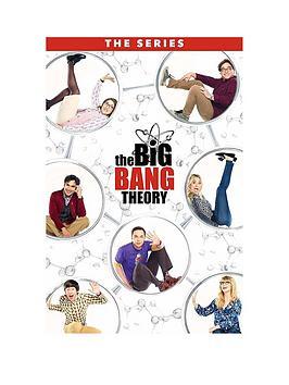 Very  Big Bang Theory Season 1 To 12 Dvd