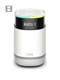 pure-streamr-bluetooth-speaker-and-dab-radio-with-amazon-alexa