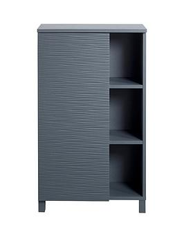 Lloyd Pascal Lloyd Pascal Wave Grey Console Unit Picture