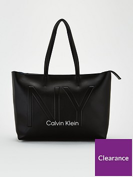 calvin-klein-medium-ny-shopper-black