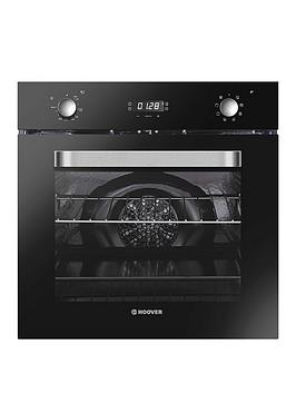 Hoover   H-Oven 300 Hoc3250In/2 60Cm Multifunction Oven - Black Glass - Oven With Installation