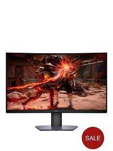 dell-s3220dgf-315-inch-qhd-2560x1440-va-4ms-165hz-amd-radeon-freesync-2-hdr-1800r-curved-gaming-monitor-3-year-warranty