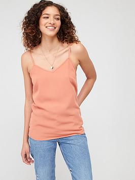 V by Very V By Very Essential Woven Cami - Blush Picture