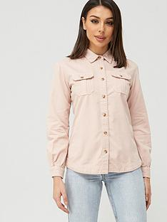 v-by-very-essentialnbspdenim-look-shirt-blush