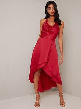 chi chi london Chi Chi London Carson Dress - Red Picture