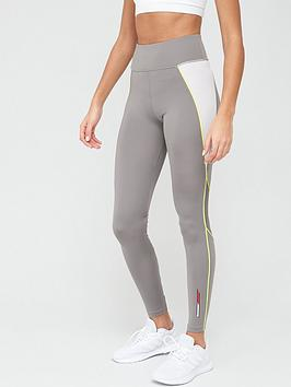 Tommy Hilfiger Tommy Hilfiger High Waist Training Legging - Grey Picture